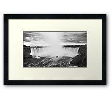 Niagra Falls Framed Print