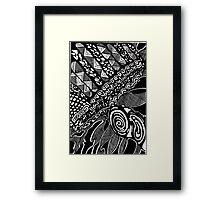 Inner Mind Framed Print