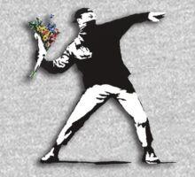 Banksy Anarchist Kids Tee