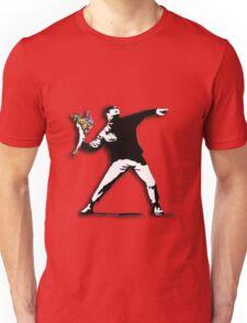 Banksy Anarchist Unisex T-Shirt
