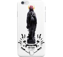 Ride Hard, stay humble iPhone Case/Skin