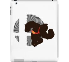 Donkey Kong - Sunset Shores iPad Case/Skin