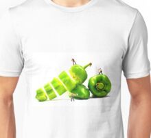 Chopping Green Peppers Unisex T-Shirt