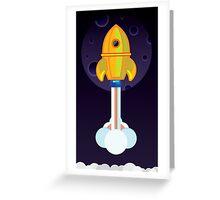 Exploration Greeting Card