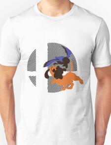 Duck Hunt - Sunset Shores Unisex T-Shirt