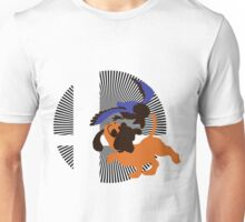 Duck Hunt - Sunset Shores Unisex T-Shirt