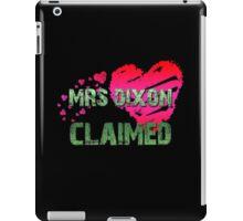 The Walking Dead - Mrs Dixon 3 iPad Case/Skin