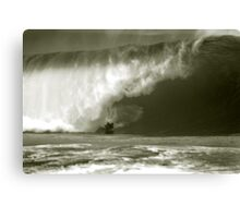 boogie power Canvas Print