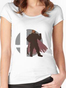 Ganondorf - Sunset Shores Women's Fitted Scoop T-Shirt