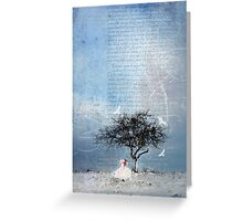Wintersong Greeting Card