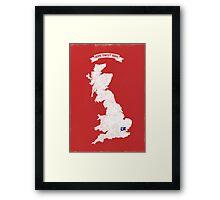 Home Sweet Home - Arsenal FC Framed Print