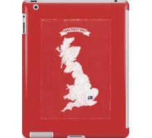 Home Sweet Home - Arsenal FC iPad Case/Skin