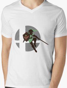 Link - Sunset Shores Mens V-Neck T-Shirt