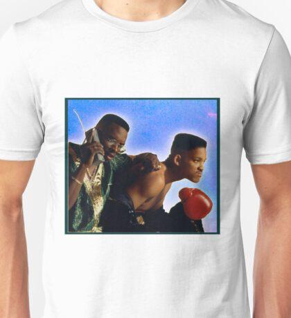 Fresh Prince with Jazz Unisex T-Shirt