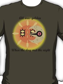 All Was Golden In the Sky T-Shirt