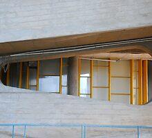 High Court - Interior Ramp by JJQAD