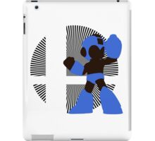 Mega Man - Sunset Shores iPad Case/Skin