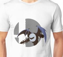 Meta Knight - Sunset Shores Unisex T-Shirt