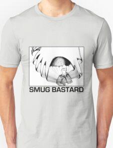 Smug Bastard (in Black) T-Shirt
