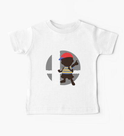 Ness - Sunset Shores Baby Tee
