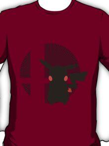Pikachu - Sunset Shores T-Shirt