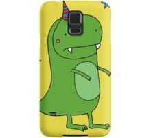Dinosaur Dave's Birthday Samsung Galaxy Case/Skin