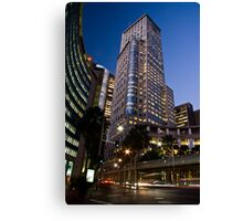 Chiefley Square Sydney Canvas Print