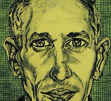 Gary  lineker by Dale Tolley