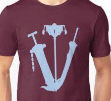 Chariot, Hanged Man, Judgement Unisex T-Shirt