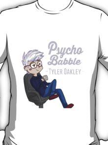 Tyler Oakley and Korey Kuhl - Psychobabble T-Shirt