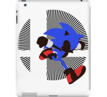 Sonic - Sunset Shores iPad Case/Skin