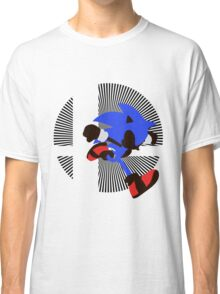 Sonic - Sunset Shores Classic T-Shirt