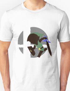 Toon Link - Sunset Shores Unisex T-Shirt