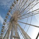 Big wheel keep on turning by KMorral
