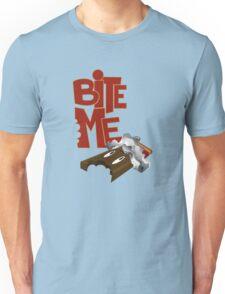 Bite Me - Chocolate Bar (2) T-Shirt