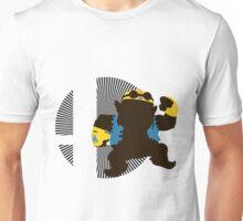 Wario (Biker) - Sunset Shores Unisex T-Shirt