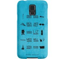 Wentworth Characters Samsung Galaxy Case/Skin