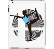 Wii Fit Trainer (Female) - Sunset Shores iPad Case/Skin