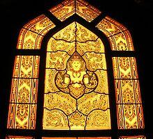 GLASS OF GODS..... by Jarrod Lees