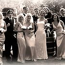 Wedding Party  by tess1731