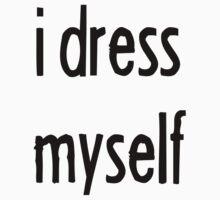 i dress myself Kids Clothes