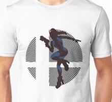 Zero Suit Samus (Default) - Sunset Shores Unisex T-Shirt