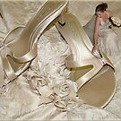 This Bride Loved Her Shoes by tess1731