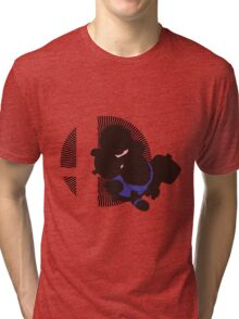 Ice Climbers - Sunset Shores Tri-blend T-Shirt