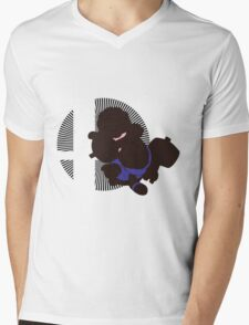 Ice Climbers - Sunset Shores Mens V-Neck T-Shirt
