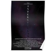 Interstellar - Film Poster Poster