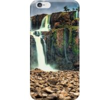 Iguazu Falls - From the Riverbed iPhone Case/Skin