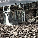 Iguazu Falls - From the Riverbed - No.2 by photograham
