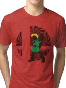 Young Link - Sunset Shores Tri-blend T-Shirt