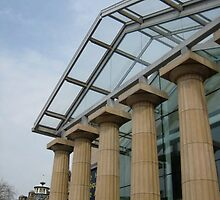 Fibre Glass Columns by bobmarks